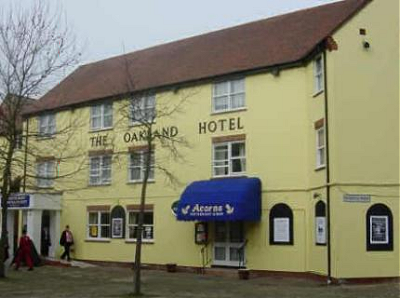 THE OAKLAND HOTEL, SOUTH WOODHAM FERRERS