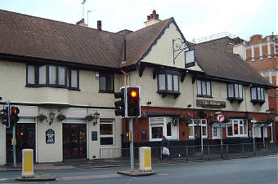 THE PLOUGH, WESTCLIFF