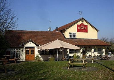 THE SHARK, HARLOW