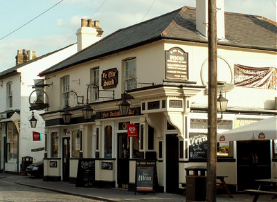 THE SMACK, OLD LEIGH