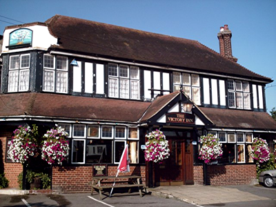 THE VICTORY INN, ASHINGDON